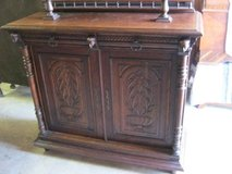 ANTIQUE KITCHEN CABINET in Houston, Texas