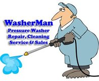 Pressure Washing: WasherMan Cleaning Service in Okinawa, Japan