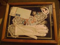 Vintage Shadow Box Plus Antique-Like Contents in Houston, Texas