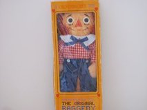 "Vintage Knickerbocker Raggedy Andy 15"" in Houston, Texas"
