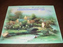 Thomas Kinkade Calendar-1997 in Lockport, Illinois