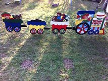 toy land express train in Fort Polk, Louisiana