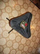 GAMING FOLDING TRIPOD CANVAS STOOL SEAT in Fort Hood, Texas