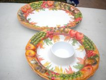 Thanksgiving dip platter, and big platter in Naperville, Illinois